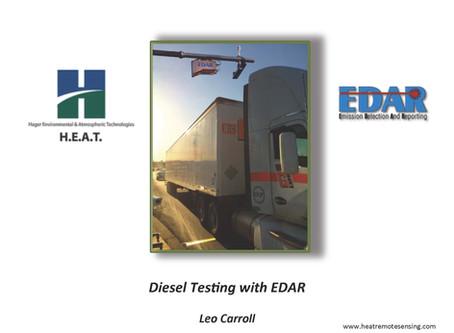 Diesel Testing with EDAR - I/M Solutions 2017 Presentation