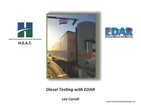 Diesel Testing with EDAR - I/M Solutions 2017 Presentation