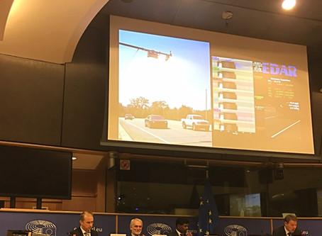 HEAT Presented EDARto European Parliament on September 28,2017