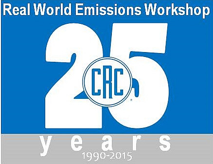 We will be at the 25th Annual CRC Real World Emissions Workshop
