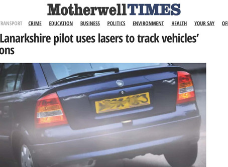 EDAR Scotland Pilot Featured in the Motherwell Times