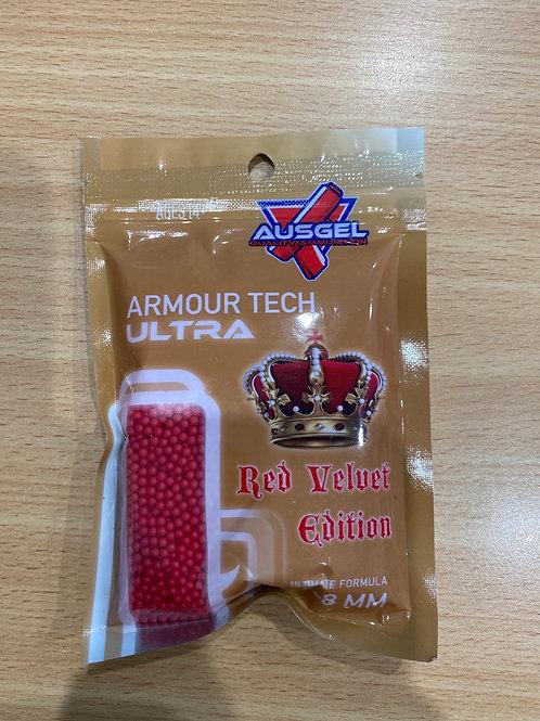 AUSGEL Armour Tech Ultra Red Velvet Edition Gels