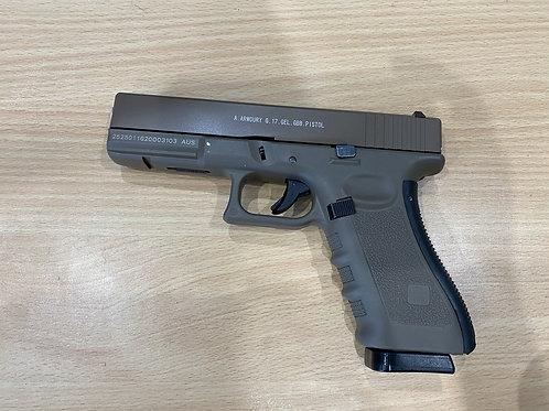 Glock17 co2 Gas Pistol