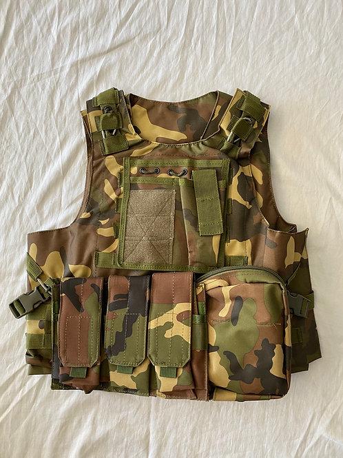 Vest (Camo)