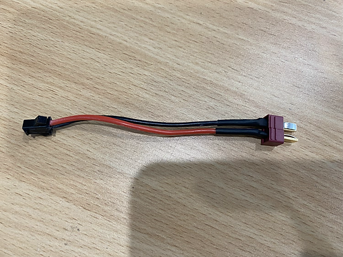 Battery Adaptor Deans to JST connection