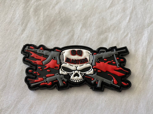 CQ Blasters Patches
