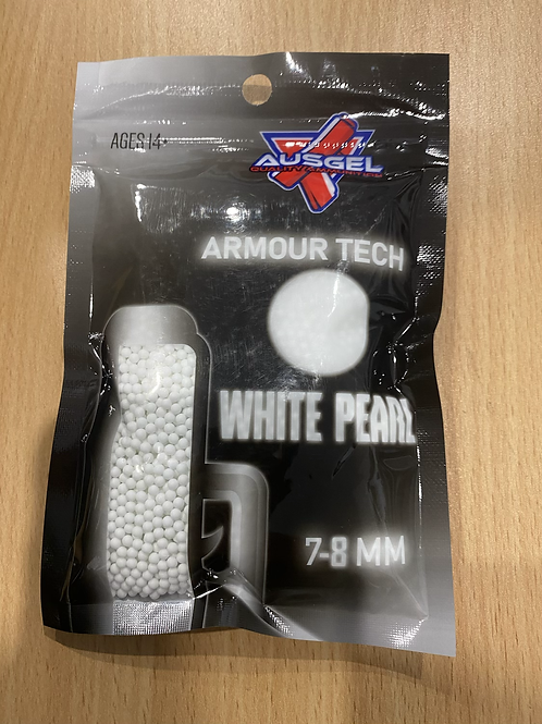 Armour Tech White Pearl Gels