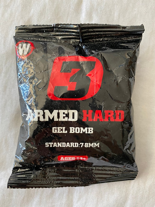 Armed Hard Gel Bomb Heavy Milkies