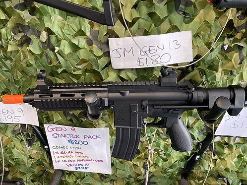 JinMing AK 13 - Gel Blaster