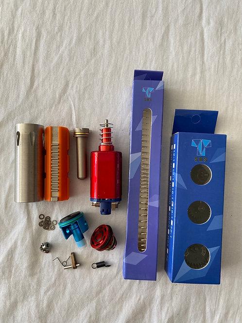 Wells Upgrade Kit