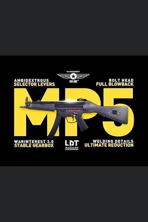 Warinterest MP5 - Gel Blaster