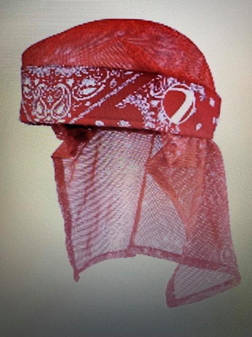 DYE Head Wrap (Red)
