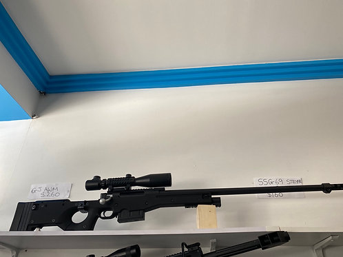 GJ AWM Metal Sniper - Gel Blaster