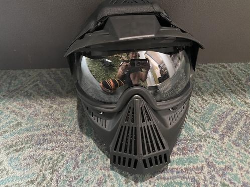Full face mask - Black