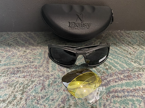 Daisy safety glasses