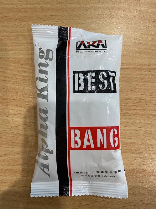 Alpha King Gels - BEST BANG