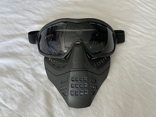 Full face mask (Black)