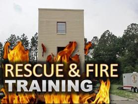 FIRE & RESCUE TRAINING