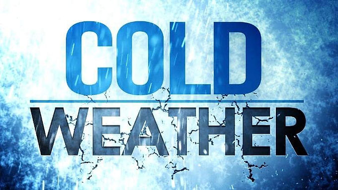 WINTER COLD TEMPERATURES