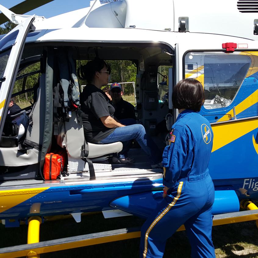 Ochsner Flight Care Rescue 1