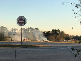 I-59 GRASS FIRE