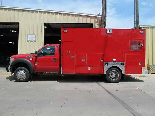 NEW MEDIC 112 NEARLY COMPLETE