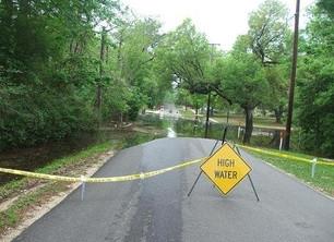 PEARL RIVER FLOOD