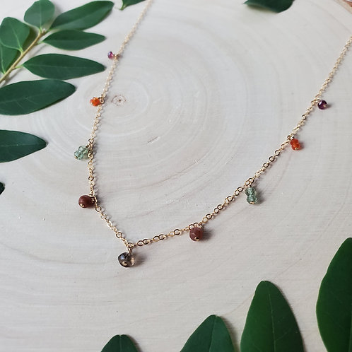 Tiny Gem Choker