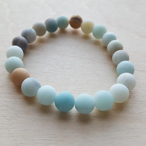 Stacking Amazonite Bracelet