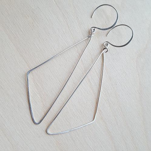 Silver Triangle Sails