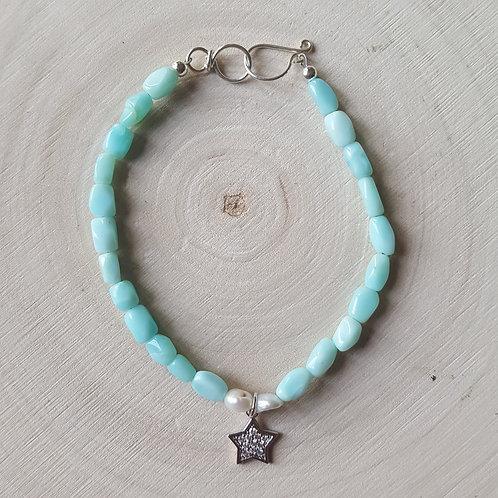 Opal Starlet Bracelet
