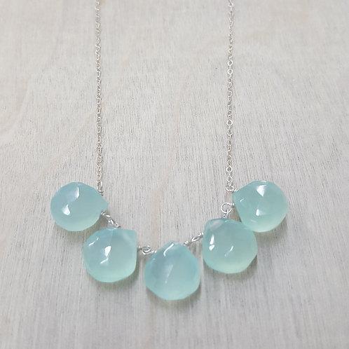 5 Stone Necklace
