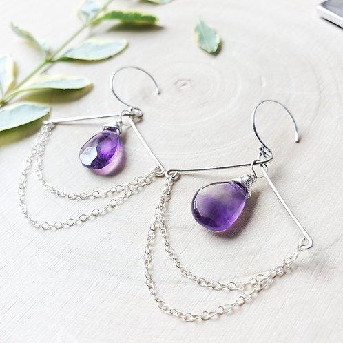 Jewel Pagoda Earrings