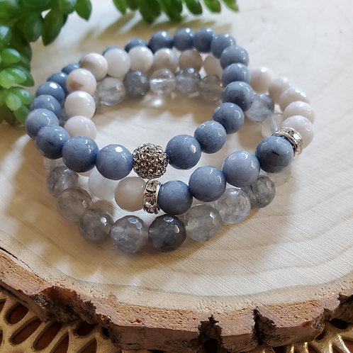 Blue Sophisticate Stack