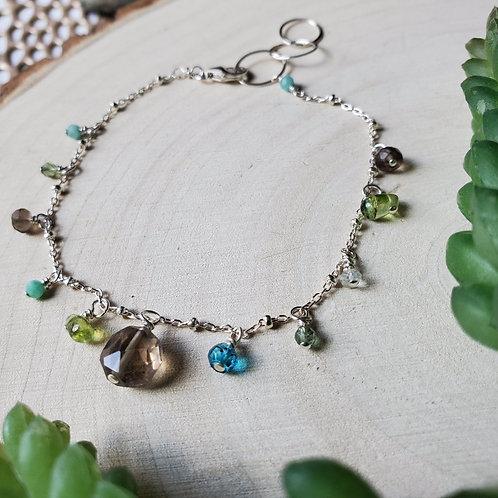 Tiny Gem Bracelet