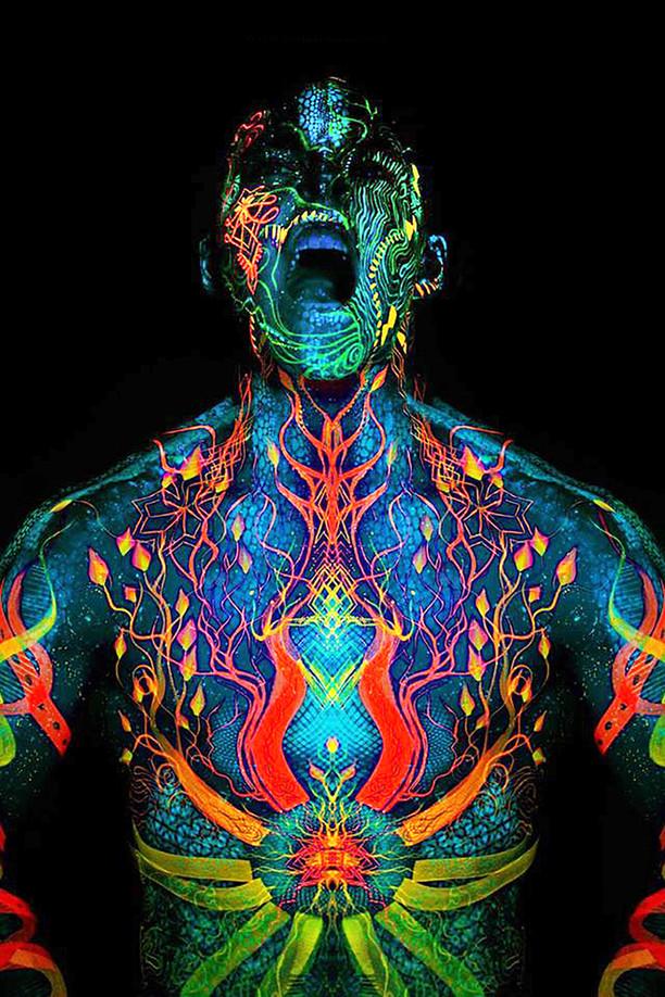 UV BODY ART