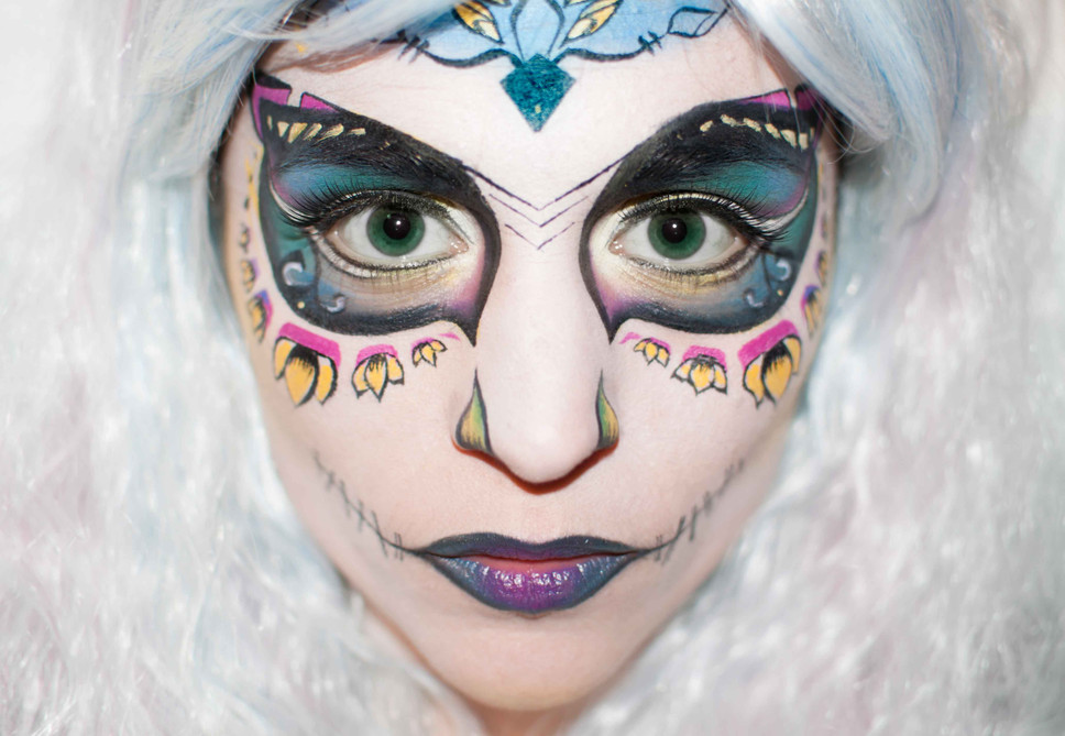 makeup-face-painting-melbourne-halloween