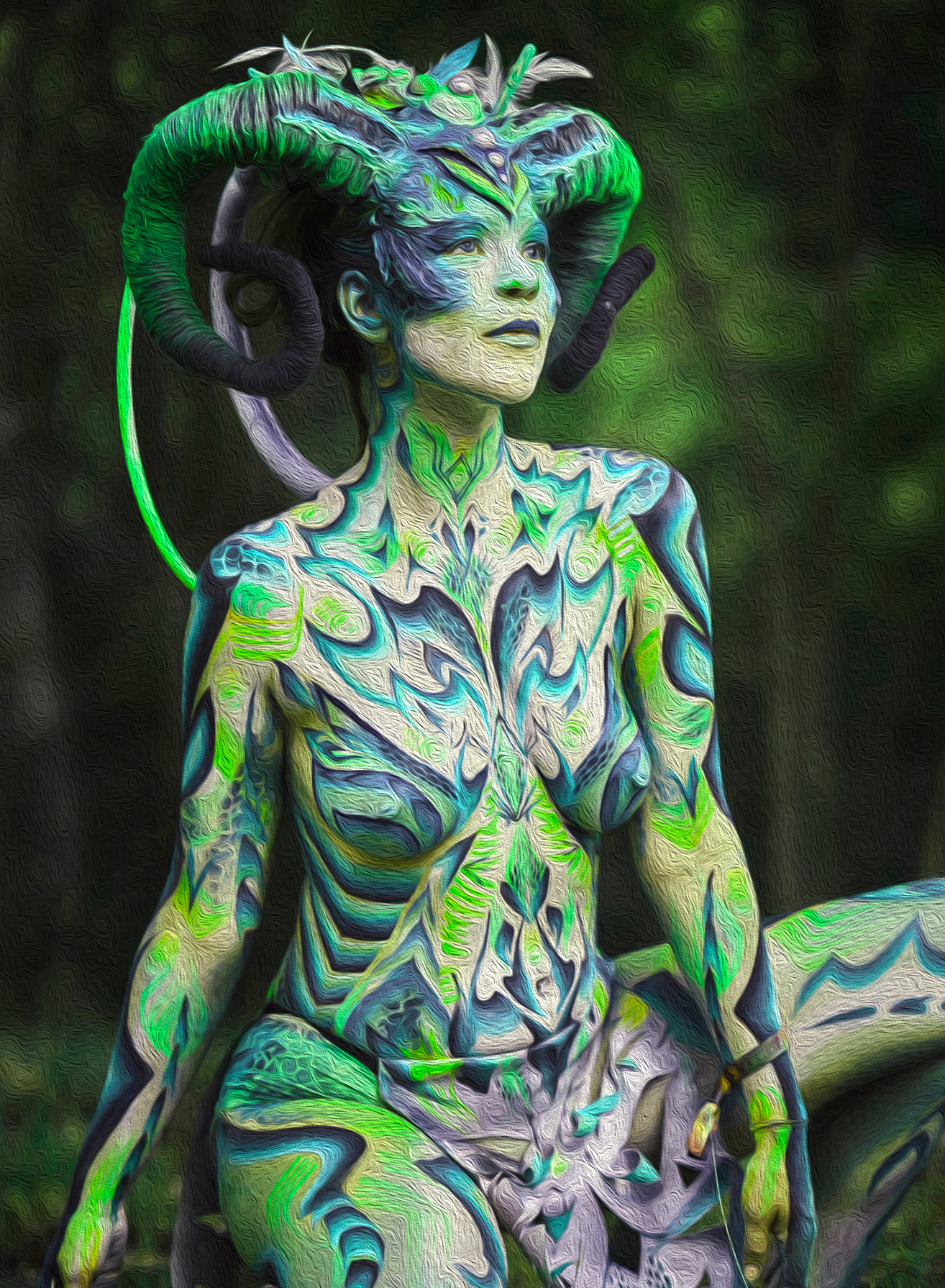 body painting Melbourne , body painting