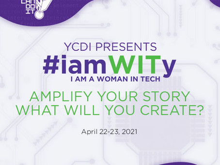 YCDI Girls in ICT 2021: #iamWITy Coverage