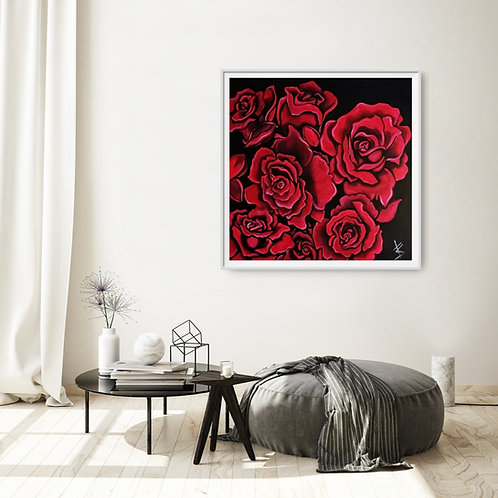 Roses House of Ink Prints