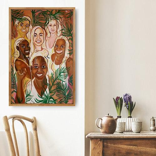Bria Diversity Prints