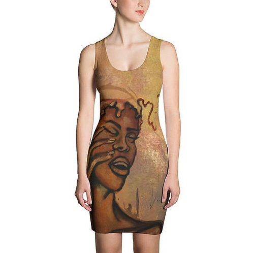 Passion Sublimation Cut & Sew Dress