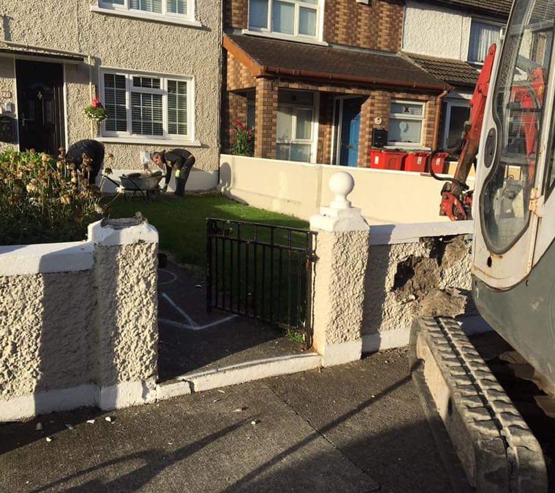 driveway installation dublin