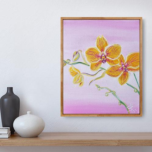 Orchids I Prints