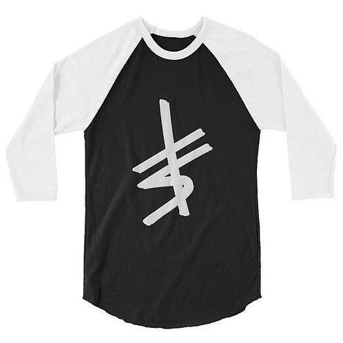 TS 3/4 Sleeve Raglan Shirt