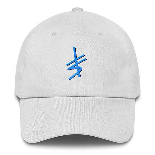 Skye Blue TS Embroidered Hat