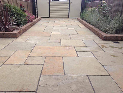 patio paving service