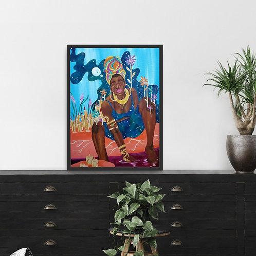 Black Girl Magic Prints