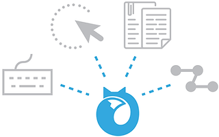 Foxtrot RPA works efficiently across all systems with a concurrent license model