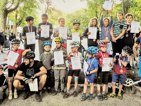 Radfahren wird in Berlin Schulfach!
